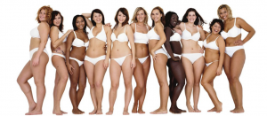 dove real beauty models