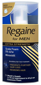 Regaine mens hair